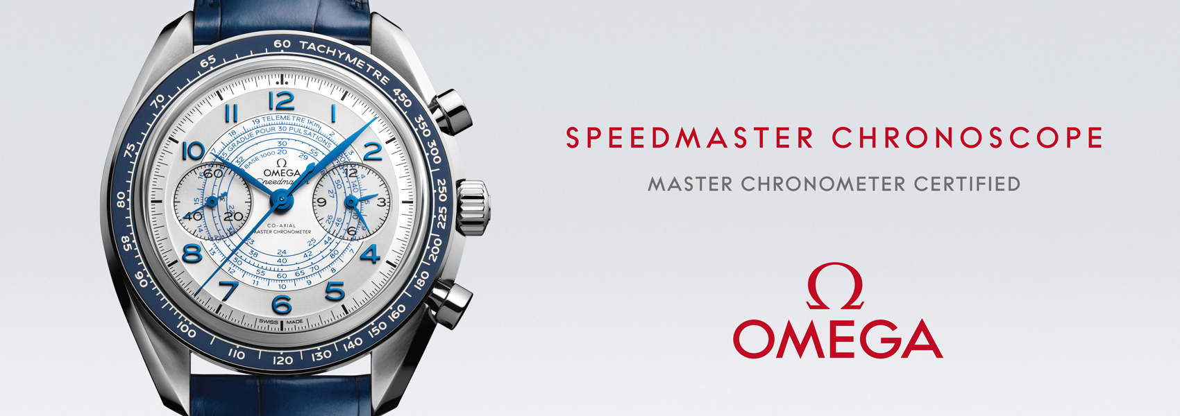 Omega Constellation Manhattan Banner