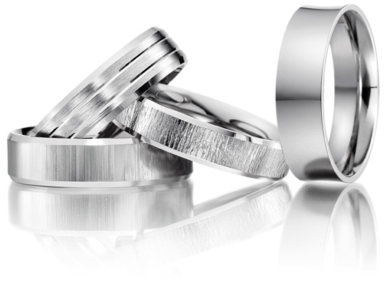 Charles Green Wedding Rings