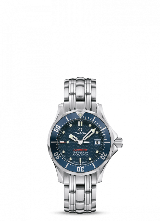 Omega Seamaster 39mm Steel Gents Watch