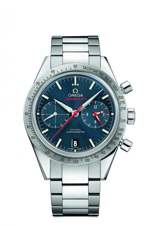 Omega Speedmaster 38mm Stainless Steel Watch