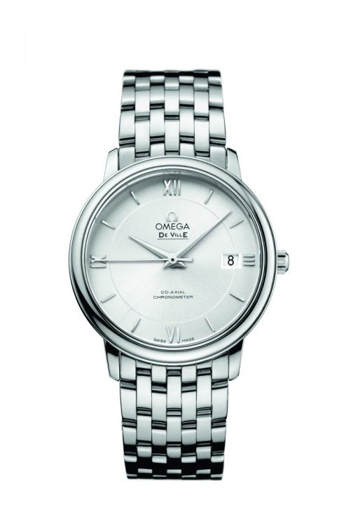 Omega DeVille 36.8mm Stainless Steel Gents Watch