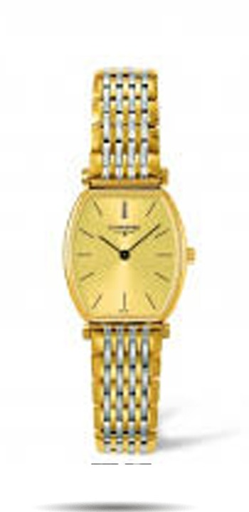 Longines Grand Classique bi-colour Ladies Watch