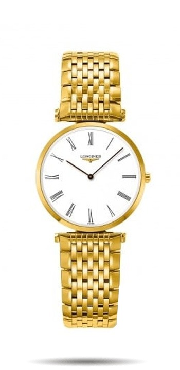Longines Grand Classique 24.5mm Stainless Steel Ladies Watch