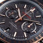 Omega Speedmaster Moonwatch 44.25mm Grey Ceramic Gents Watch