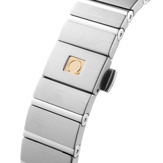 Omega Constellation 38mm Stainless Steel Ladies Watch