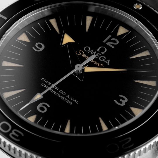 Omega Seamaster 41mm Stainless Steel Gents Watch