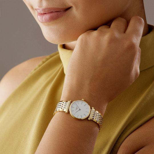 Longines Grand Classique Bi-colour Ladies Watch