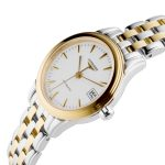 Longines Flagship Stainless Steel and Yellow Gold Watch
