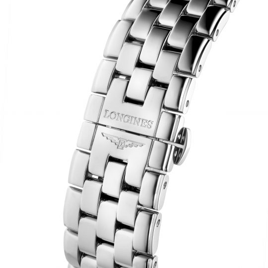 Longines Flagship 35mm Stainless Steel Watch