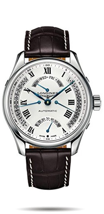 Longines Master Collection steel Gents Watch