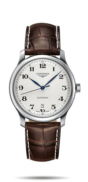 Longines Master Collection Steel and 18ct Yellow Gold Gents Watch