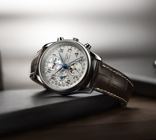 Longines Master Collection Stainless Steel Gents Watch