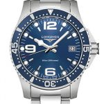Longines Conquest 44m Stainless Steel Gents Watch