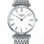 Longines Grand Classique Steel Ladies Watch