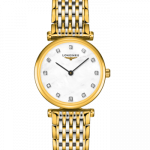 Longines Grand Classique Stainless steel Ladies watch