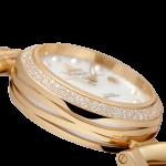 Omega De Ville 34mm Yellow Gold Ladies Watch
