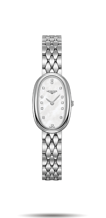 Longines Dolce Vita Stainless Steel Ladies Watch