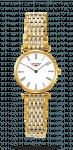 Longines Grand Classique diamond bi-colour Ladies Watch