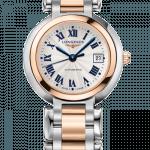 Longines Prima Luna Stainless Steel + Rose Gold Ladies Watch