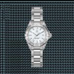 Tag Heuer AquaRacer 27mm Steel Alternate Finished Ladies Watch