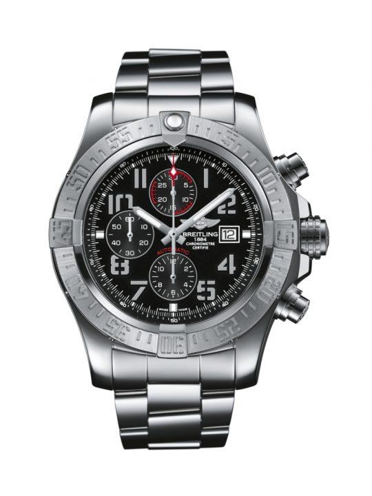 Breitling SuperAvenger II 48mm Steel Gents Watch