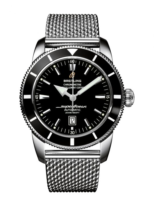 Breitling SuperOcean II 44mm Steel Gents Watch