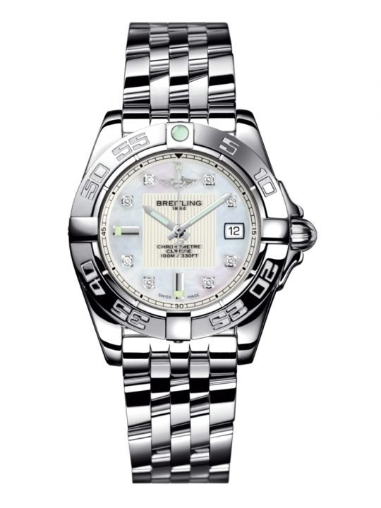 Breitling Galactic 41mm Steel Gents Watch