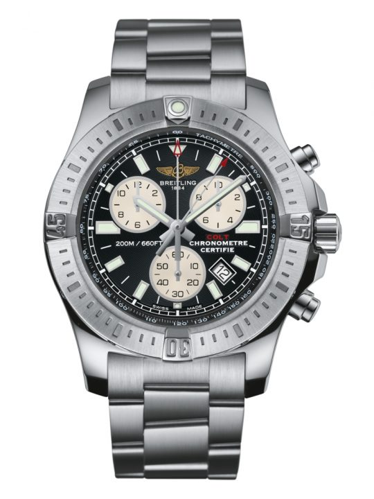 Breitling Colt 44mm Steel Gents Watch