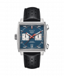 Tag Heuer Monaco Stainless Steel Blue Automatic