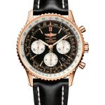 Breitling Navitimer 43mm 18ct Rose Gold Gents Watch
