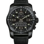 Breitling Professional 46mm Black Titanium Gents Watch