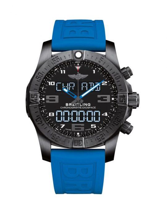 Breitling Professional 46mm Black Titanium Gents Watch