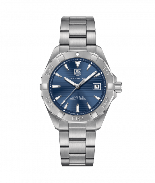 Tag Heuer AquaRacer 40.5mm Steel Gents Watch