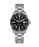 Tag Heuer AquaRacer 41mm Steel Gents Watch