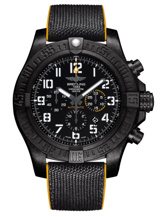 Breitling Avenger 48mm Black Titanium Gents Watch