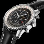 Breitling Navitimer World 46mm Steel Gents Watch