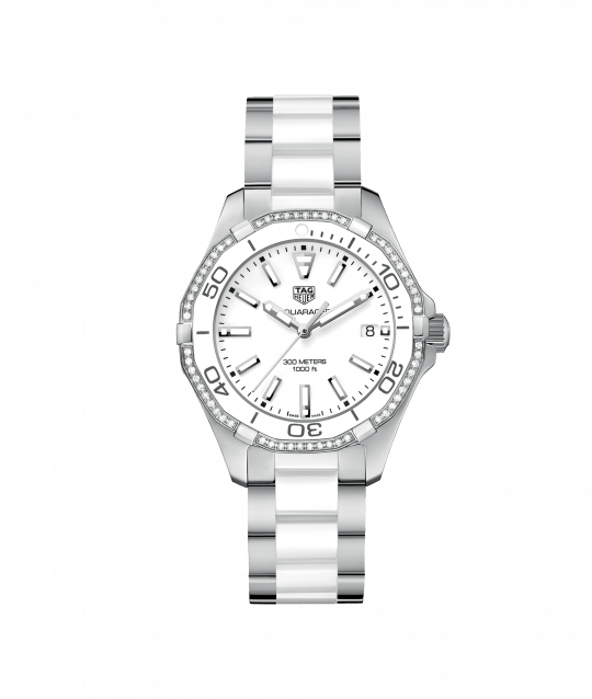 Tag Heuer Aquaracer 35mm Steel Ladies Watch