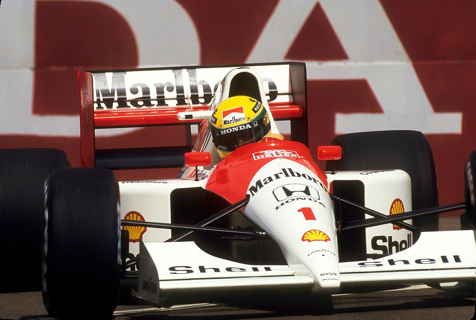 TAG Heuer Formula 1 Chronograph Senna Edition