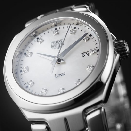 Tag Heuer Link Stainless Steel Quartz