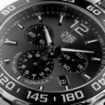 Tag Heuer 43mm Formula 1  Ceramic ans Steel Gents Watch