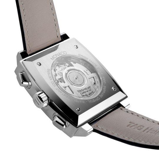 Tag Heuer Monaco 39mm Steel Gents Watch