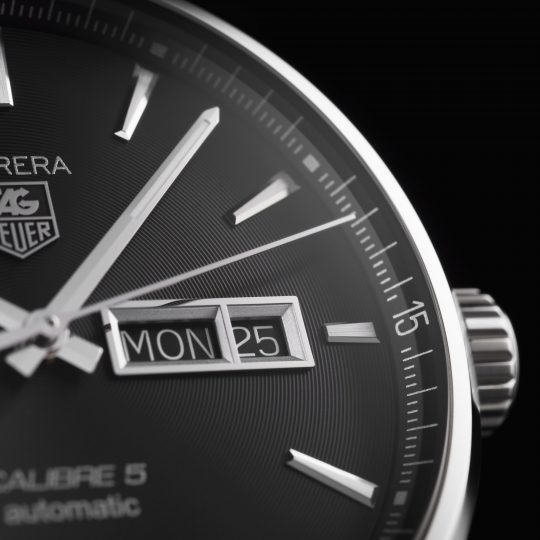 Tag Heuer Carrera 41mm Steel Gents Watch
