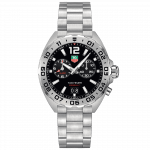 Tag Heuer 41mm Formula 1 Stainless Steel Gents Watch