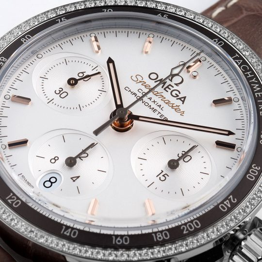 Omega Speedmaster 38mm Stainless Steel Watch