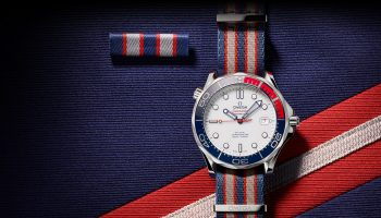 """The Omega Seamaster Diver 300M """"Commander's Watch""""  Limited Edition"""