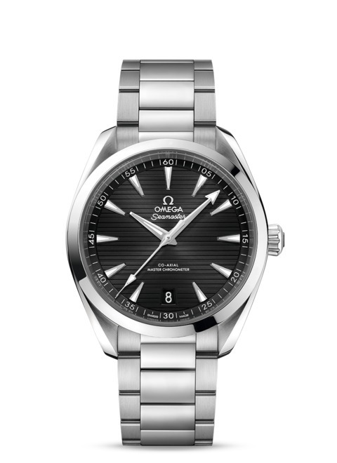 Omega Aqua Terra 38mm Stainless Steel Watch
