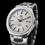 Tag Heuer Link 41mm Steel alternate finished Gents Watch