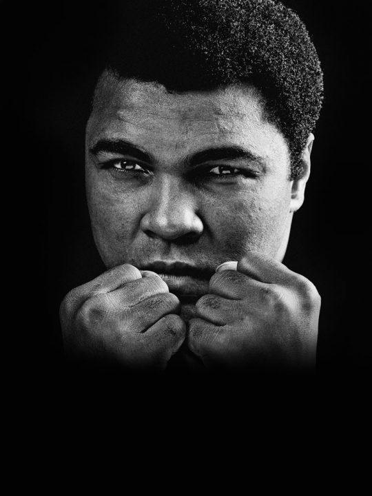 Tag Heuer Carrera 43mm Muhammad Ali Steel Gents Watch