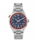 Tag Heuer Carrera 43mm Muhammad Ali Steel Gents Watch