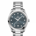Omega Aqua Terra 38mm Stainless Steel Ladies Watch